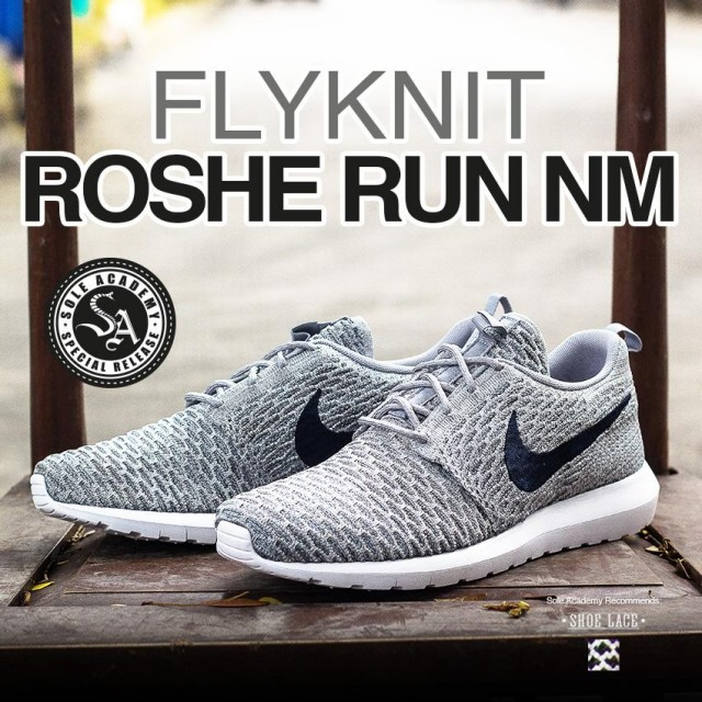 fce667dbc558 Sole Academy Release  Nike Flyknit Roshe Run – Clavel Magazine