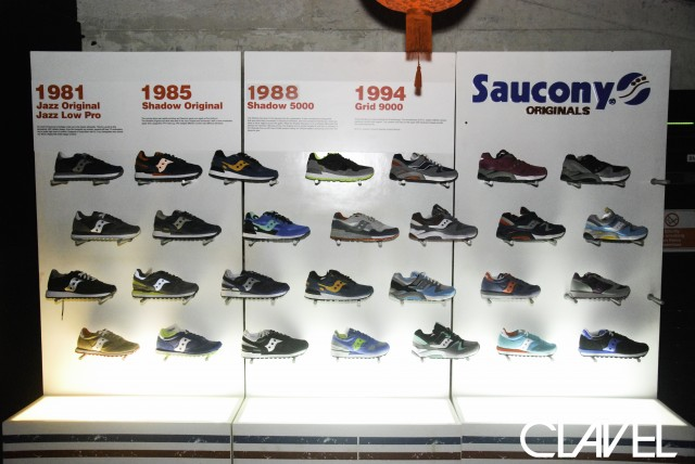 The Story of Running: Saucony Originals