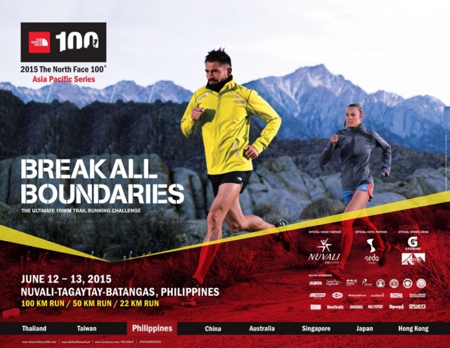 9dce4d2ce Dare to Break All Boundaries  The North Face 100 – Clavel Magazine
