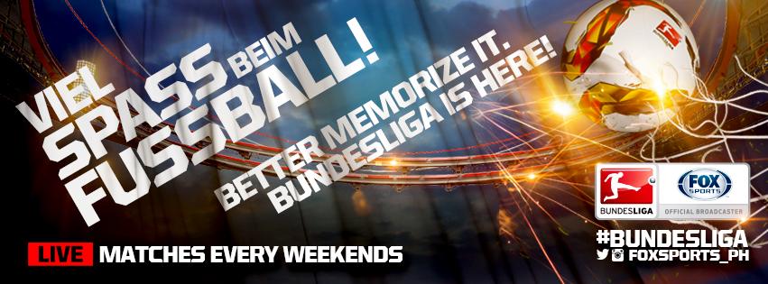 Bundesliga 2015 2016 Season Now On Fox Sports Clavel Magazine