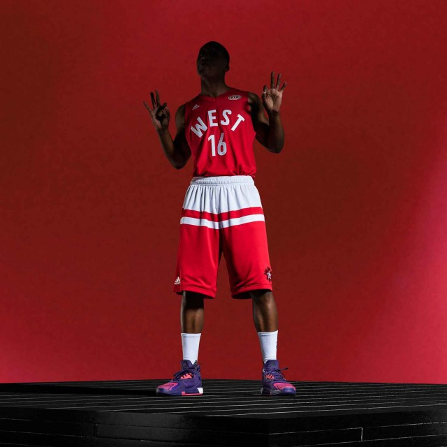 4a77a5490 adidas and NBA unveil the NBA All-Star 2016 Uniforms – Clavel Magazine