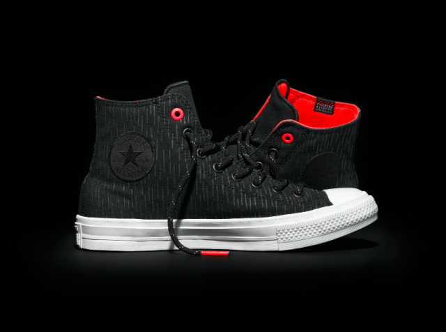 Converse releases the Chuck Taylor All