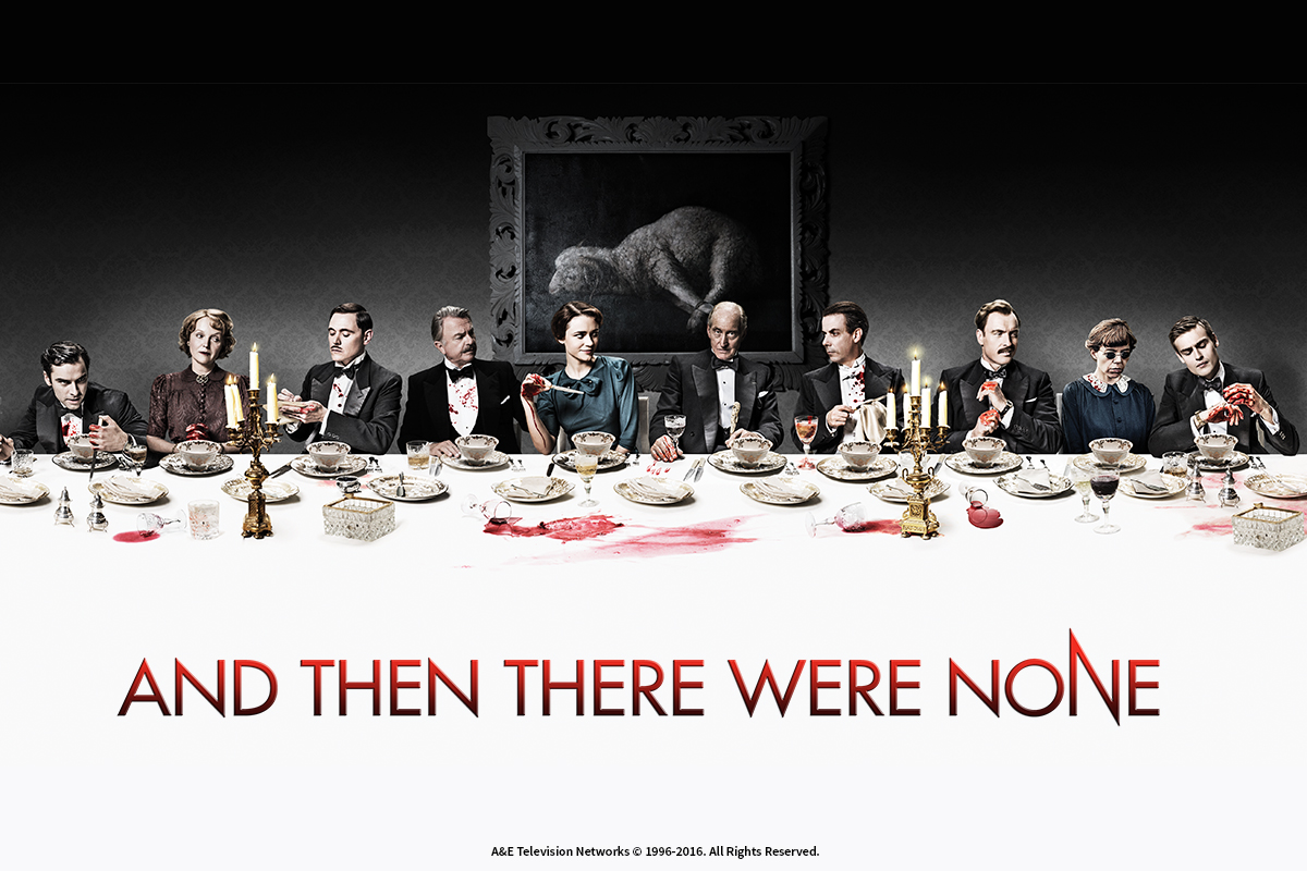 And Then There Were None (Diez Negritos) Completa Espa&ntildeol Disponible