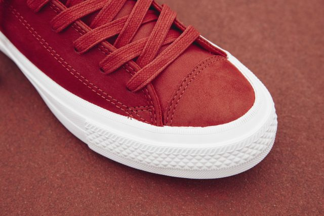 Converse Releases Chuck Taylor All Star II Craft Leather