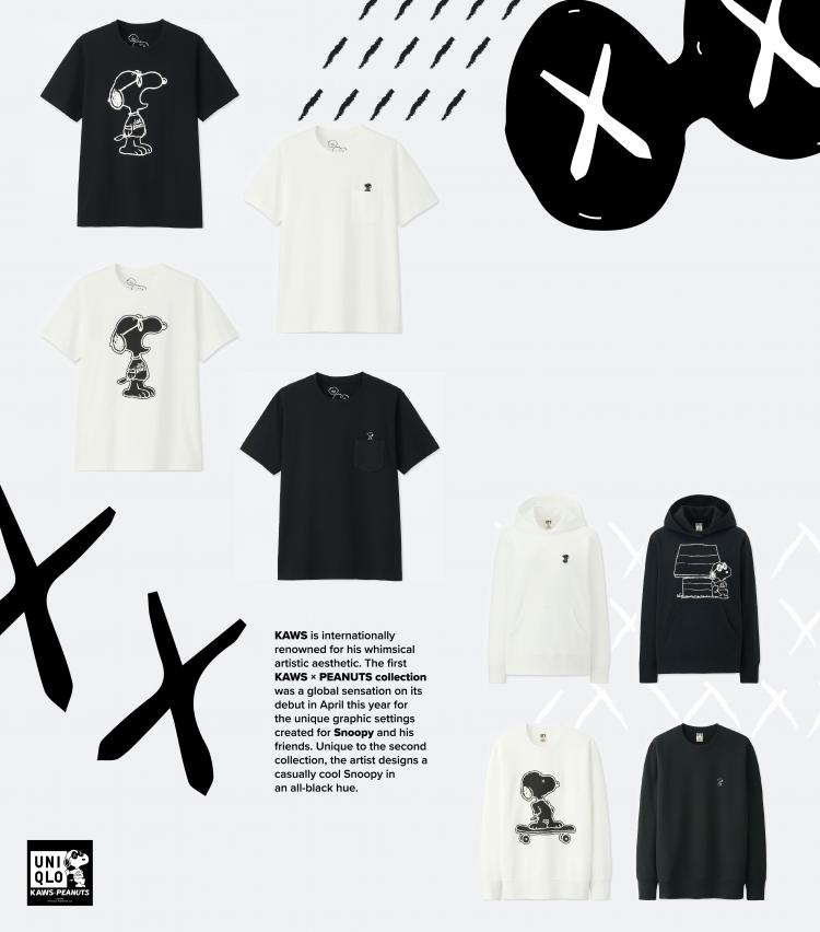 7207ca82f0 The Return of KAWS x Peanuts UT Uniqlo Collection – Clavel Magazine
