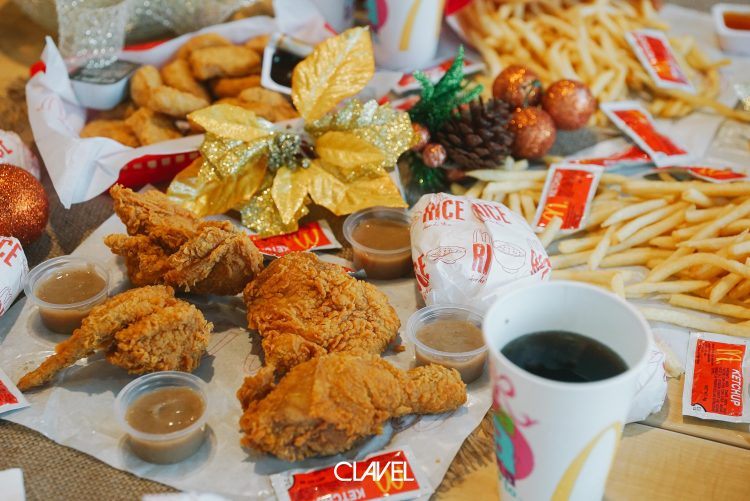 McDonald's PH Ends 2017 With New Flavor and Packaging – Clavel Magazine