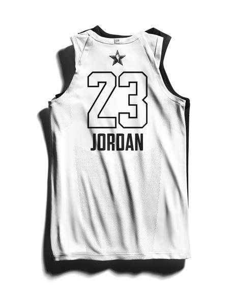 quality design 2a29a 6030d Jordan Brands Unleash All-Star Game 2018 Jerseys – Clavel ...