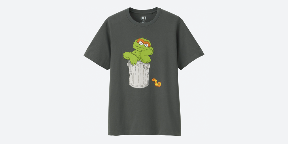 0c8ee9e144d9f0 UNIQLO has announced that it will begin rolling out the special KAWS x  SESAME STREET UT (UNIQLO T-shirt) collection on June 29. Items will be  available at ...