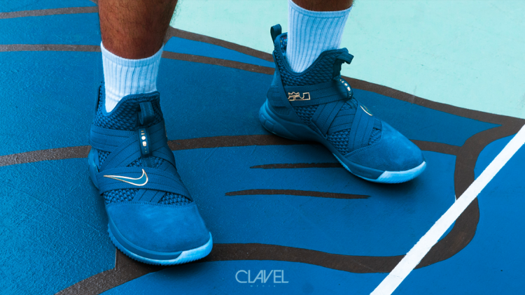 "6ce45feab744 CopOrDrop  We Ball In The LeBron Soldier XII ""Agimat"" – Clavel Magazine"