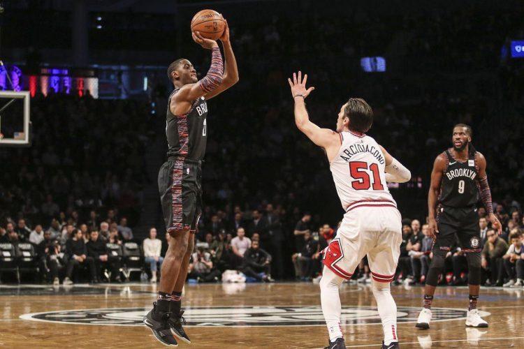 buy online a247f 1fa14 Nike Drops 'BIGGIE' Brooklyn Nets Jerseys for All-Star ...